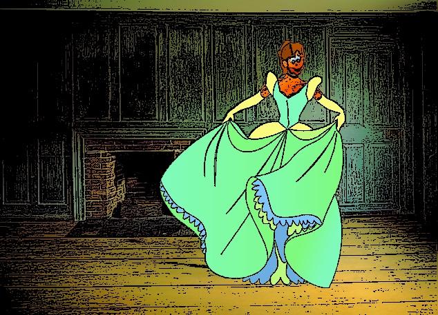 Cinderella Pumpkin Part 1