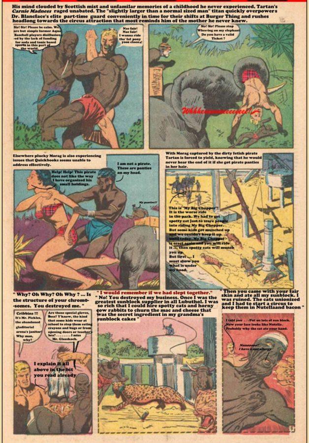 Tartan The Apeman Story1 Page 8a