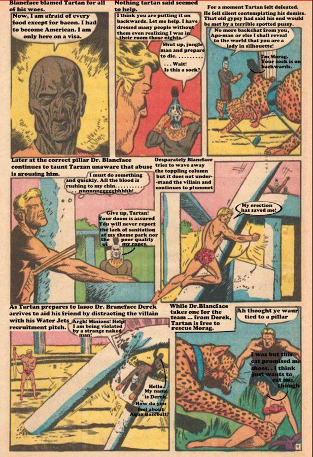 Tartan The Apeman Story1 Page 9