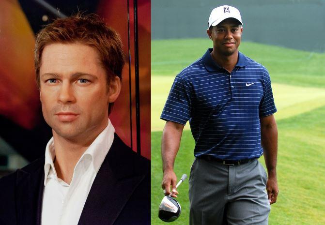 Monkey Pickles, Daily Peel, celebrity battle, Brad Pitt, Tiger Woods