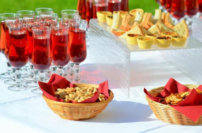wedding food ideas, wedding menu ideas, monkey pickles, funny articles, marriage jokes