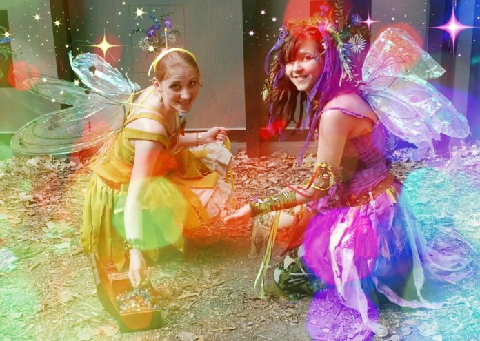 How To Make Fairy Wings, Fairies, Fairy, Wish