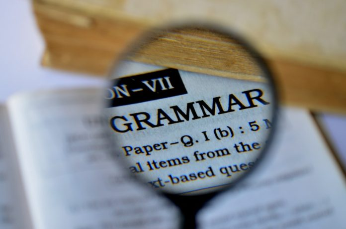 Do's and Don'ts of Grammar