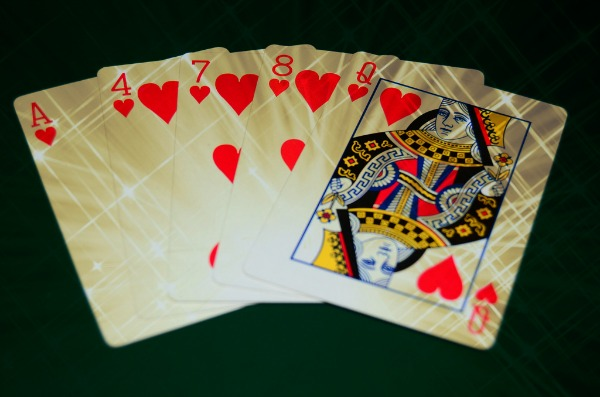 How To Play Hearts, Card Games, Hearts, Games, Shoot The Moon, Card Game Rules, Hearts Strategies