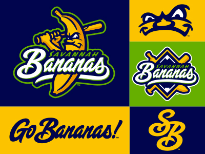 Savannah Banana Beer, Bananas, Baseball