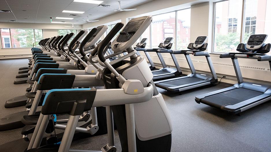 Temple IBC Treadmill