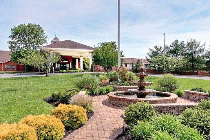 Ceder Park NJ Fountains