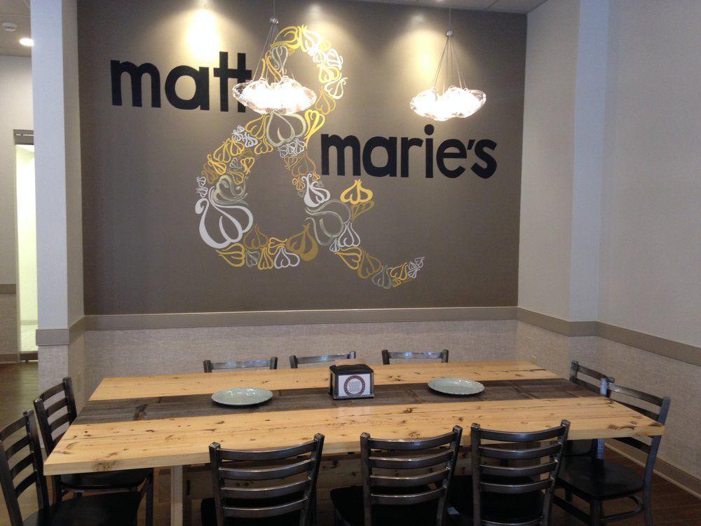 Matt and Marie GOOD