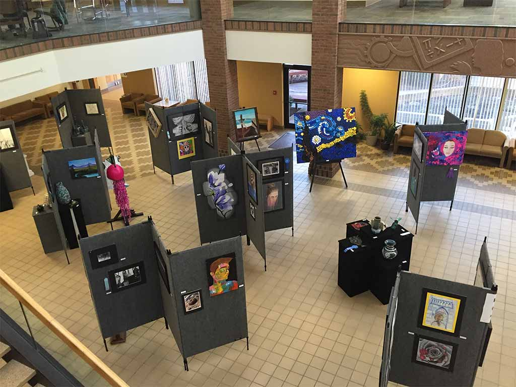 Invitational High School Art Show 2017