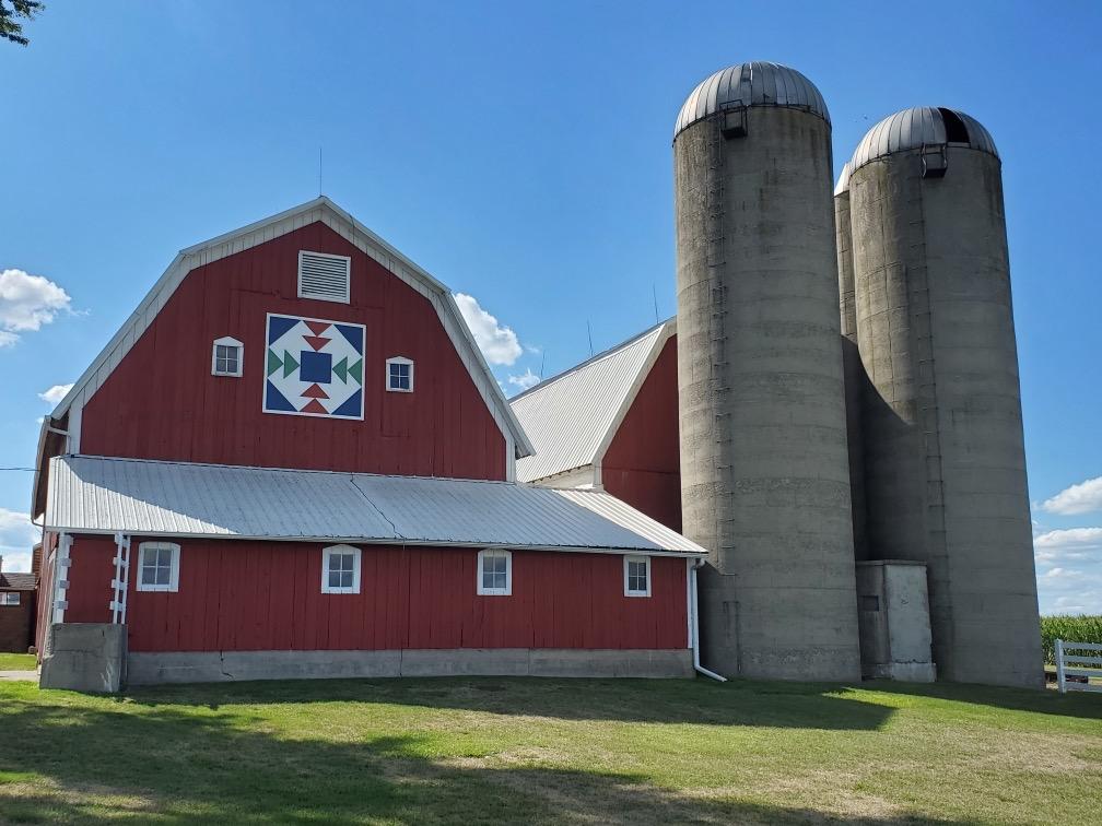 Quilt Barn Trail #2