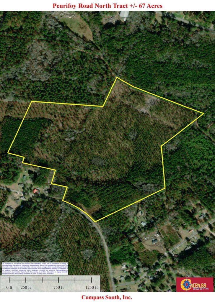 Peurifoy Road Aerial