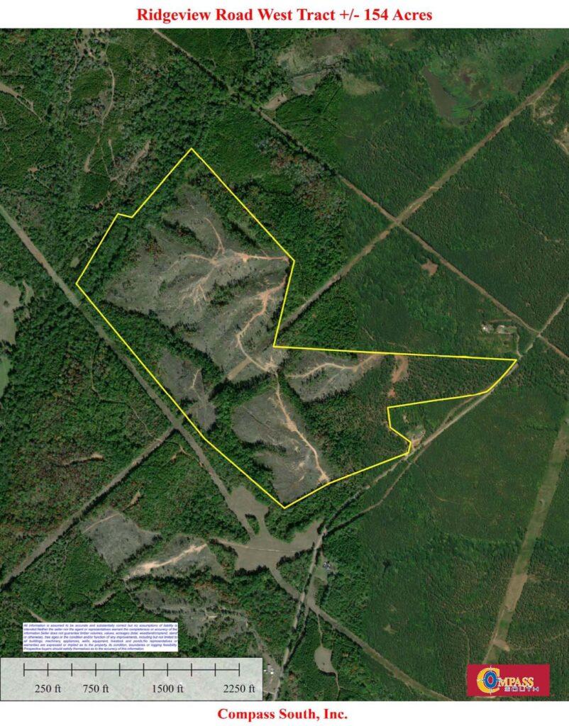 Ridgeview West Aerial