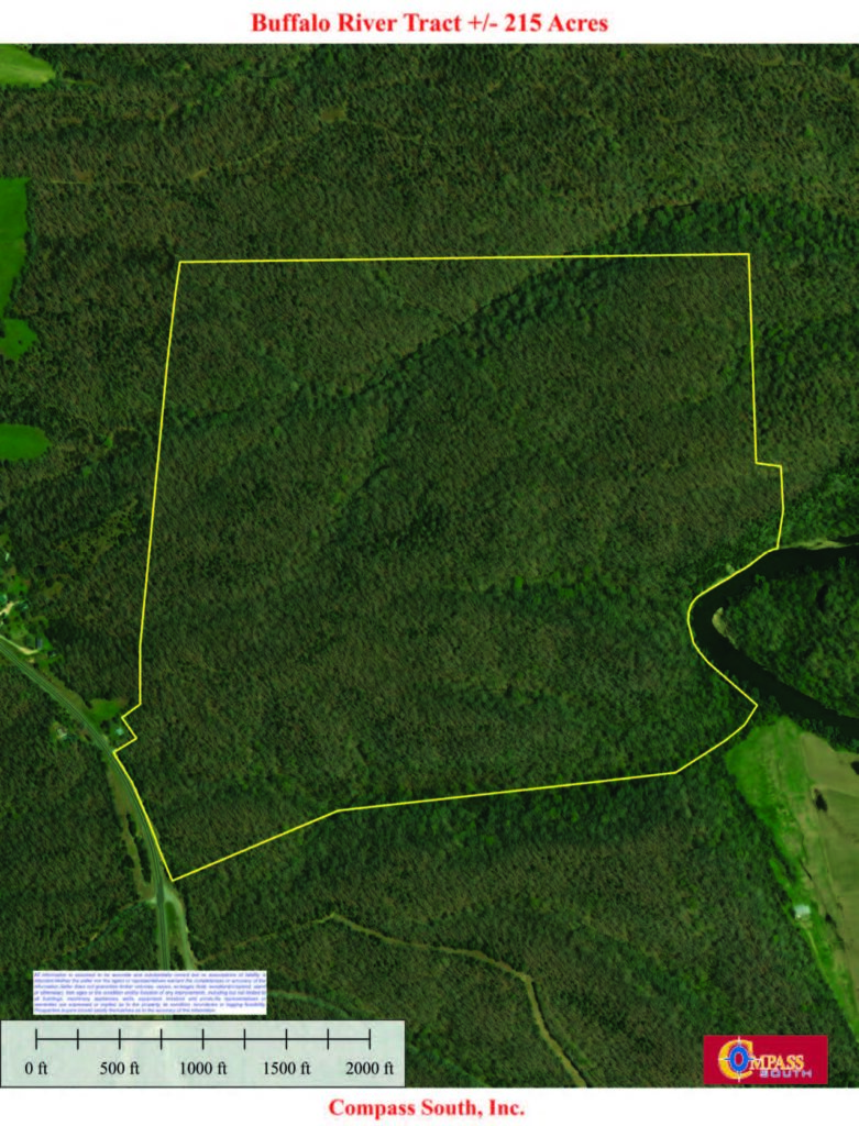 Buffalo River Tract A Aerial