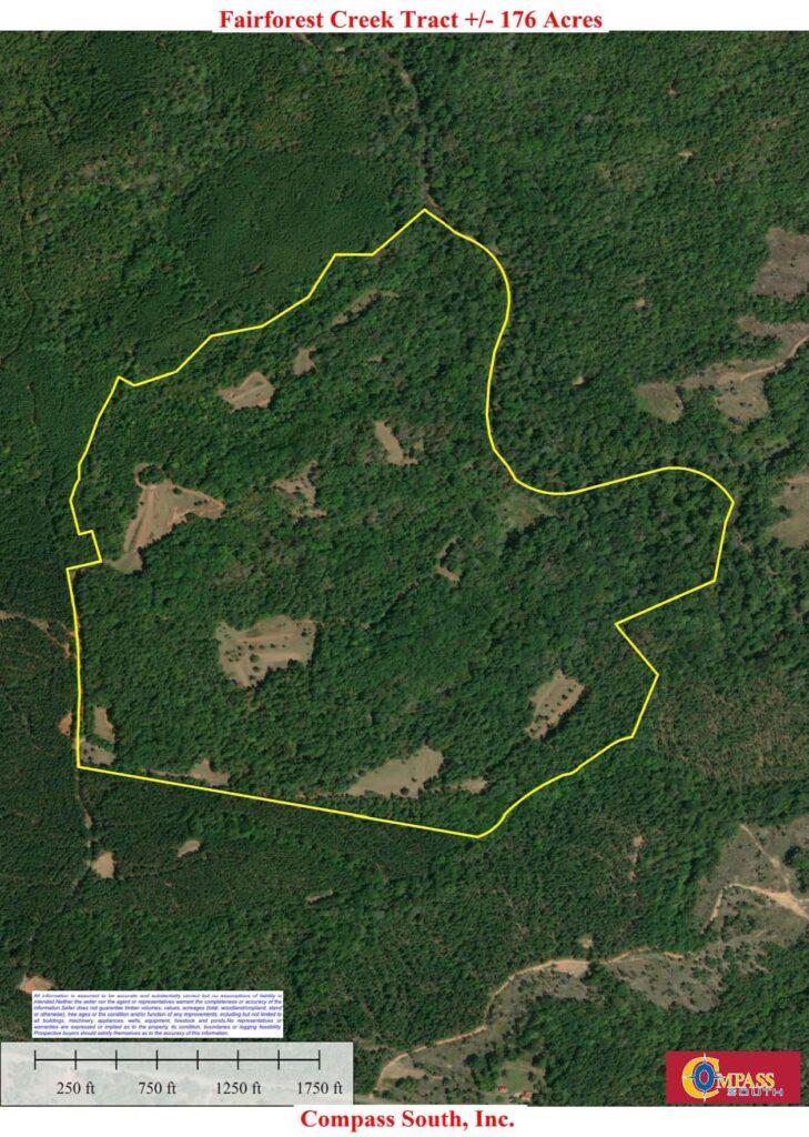 Fairforest Aerial View