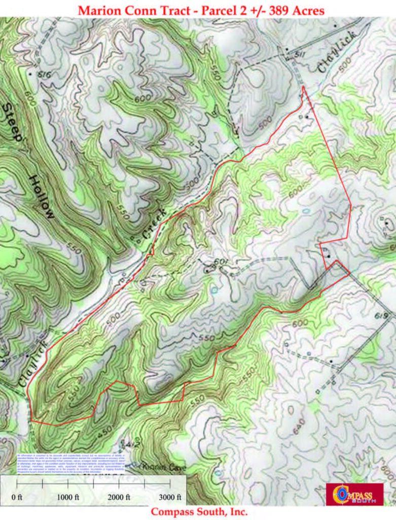 Marion Conn 2 Topo Map