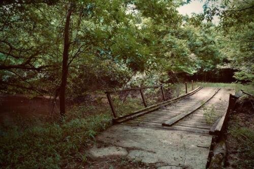 ATV Bridge over Perennial Stream