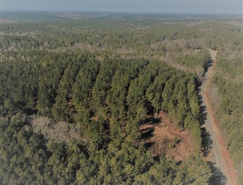 Carlisle West Tract Aerial