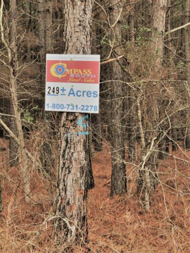 Cullom Tract 2 Sign