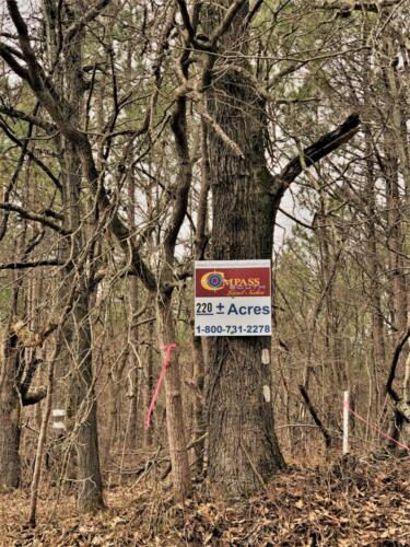 Cullom Tract 5 Sign
