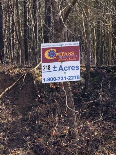Cullom Tract 6 Sign
