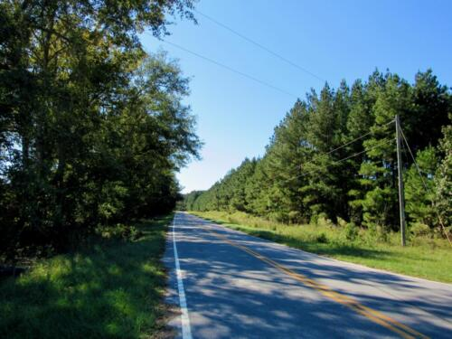 Jennys Road Frontage