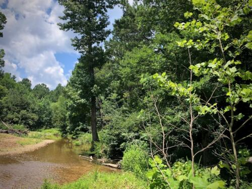 Lick Creek F Creek Frontage