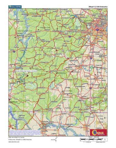 Little White Oak North Location 1