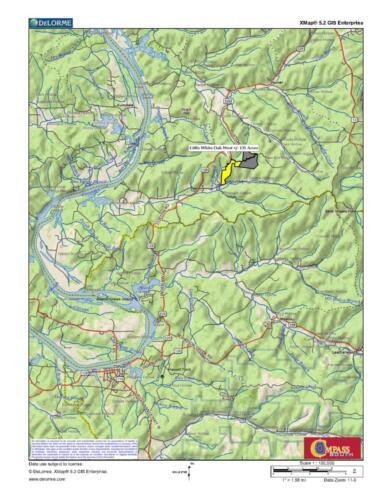 Little White Oak West Location 2