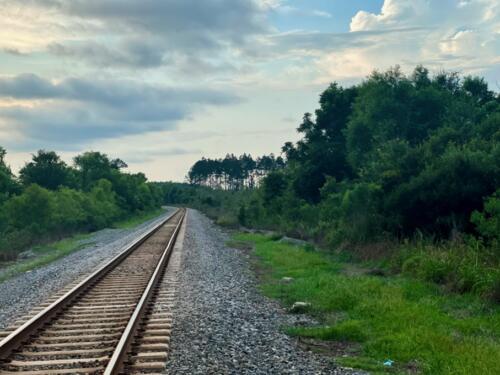 Lewis North Railroad