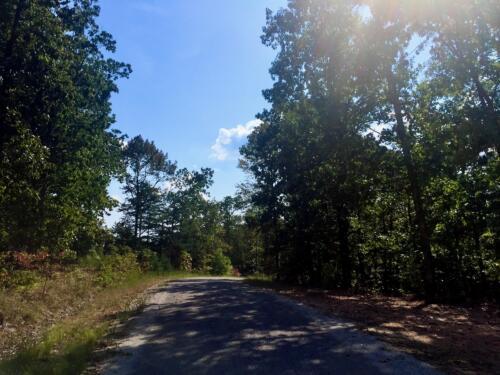 Little White Oak Road Frontage