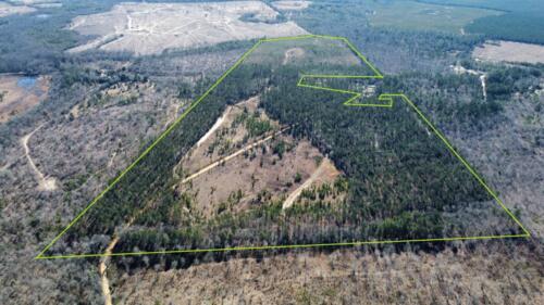 Wagener Trail Boundary