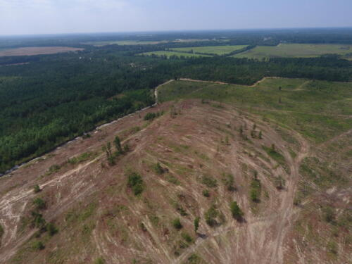 Pine Ridge Aerial Photo