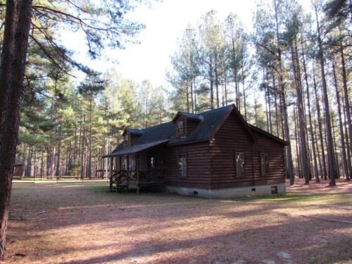 Salkehatchie Ridge Cabin