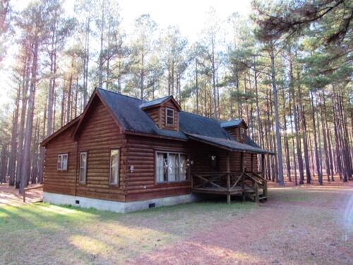 Salkehatchie Ridge Log Cabin
