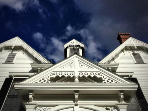 Woodland Estate Architecture