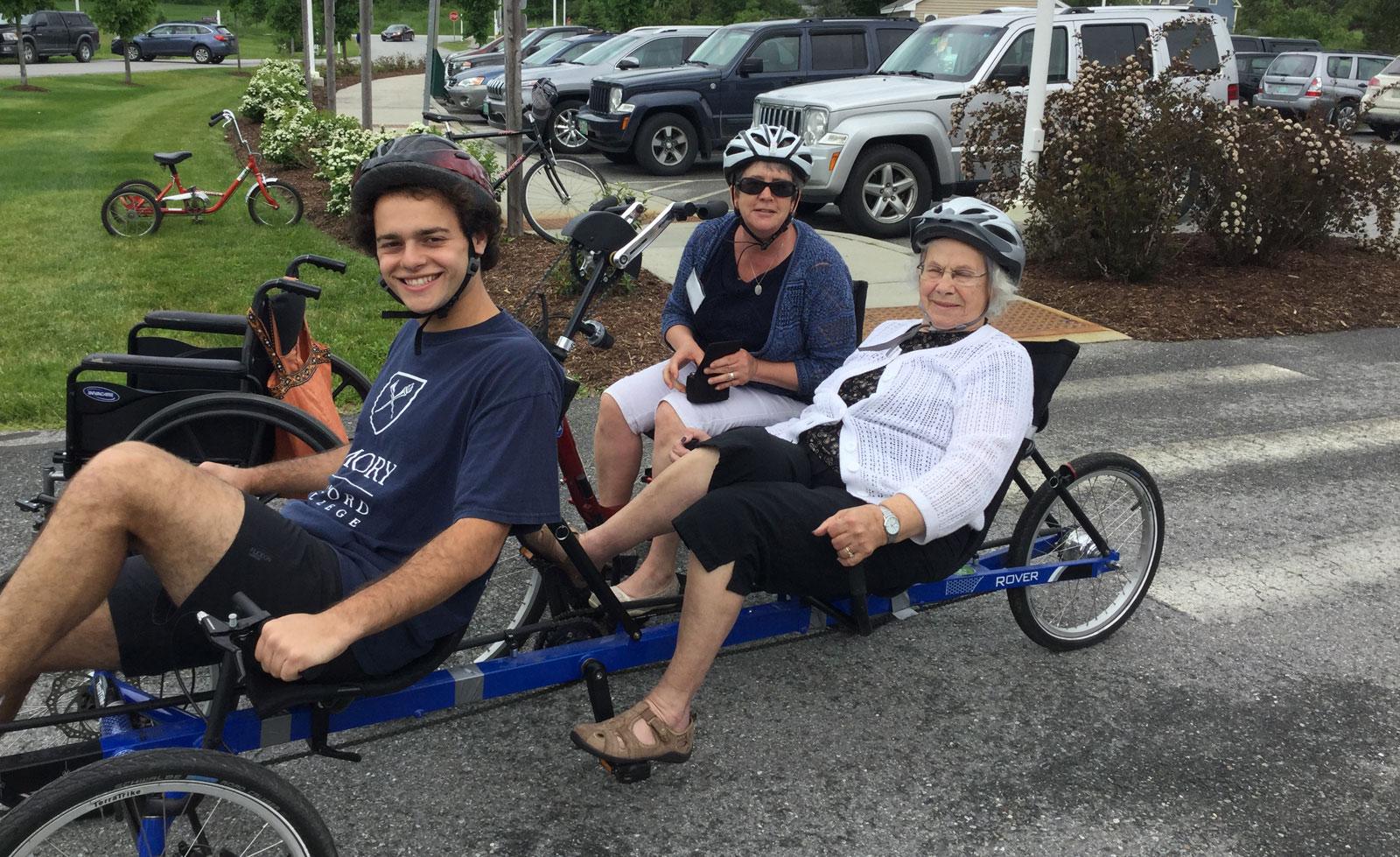 Adaptive-Bikes