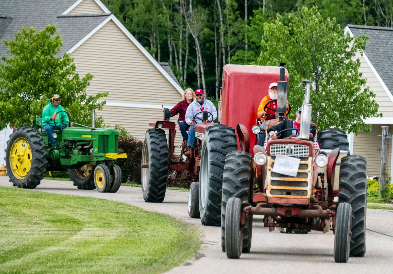 Antique-tractors