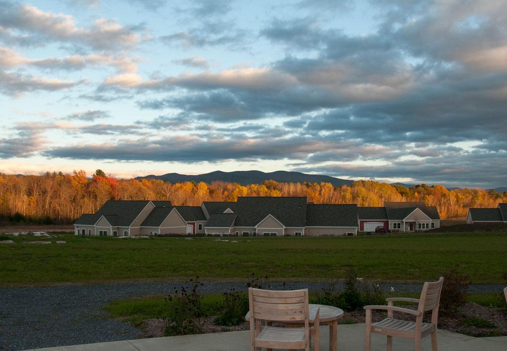 Vermont Setting