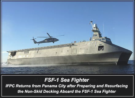 FSF-1 Sea Fighter