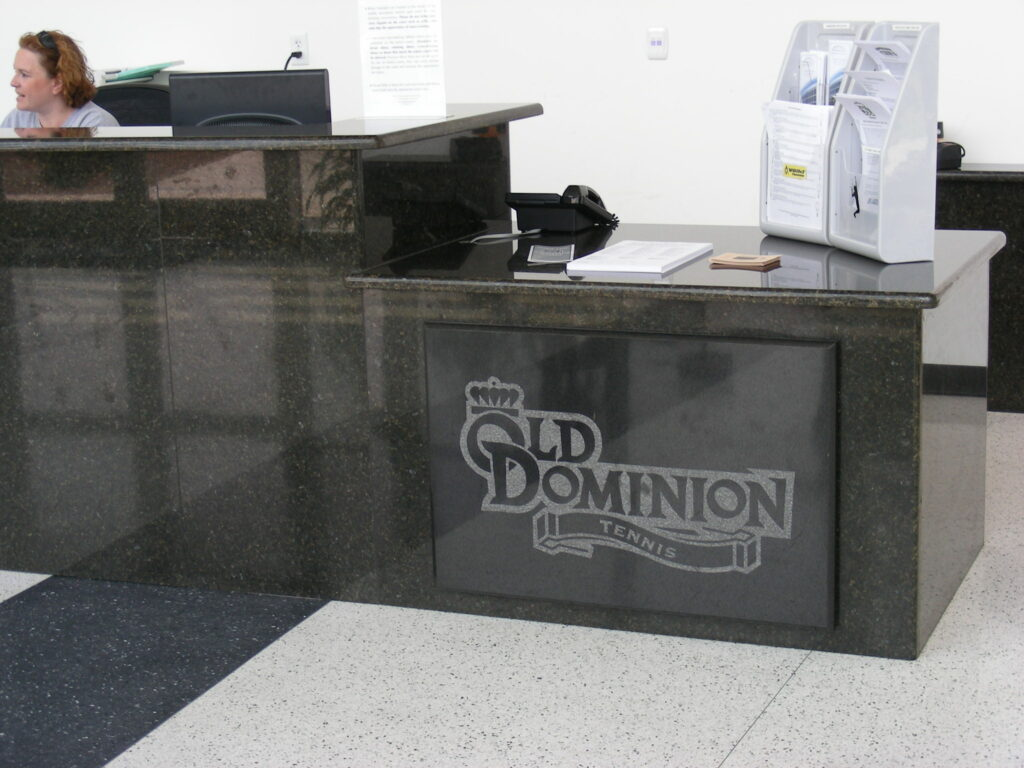 Old Dominion Granite Desk