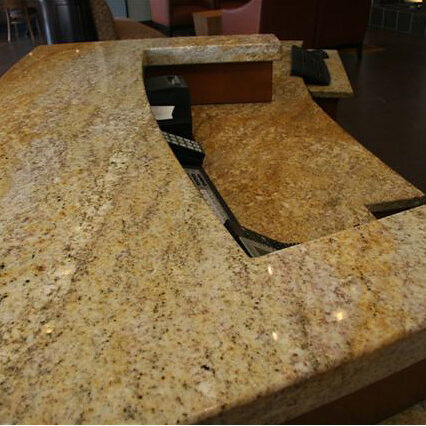 Eased Edge Granite