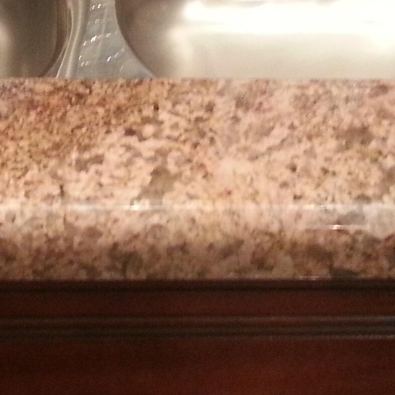 Half Bullnose Edge Granite