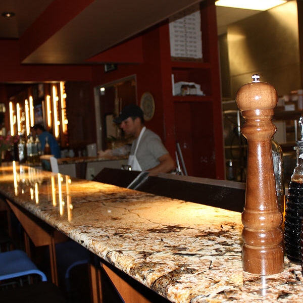 Granite Countertop Bar