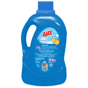 Ajax Oxy Overload Liquid Laundry Detergent (134 oz)