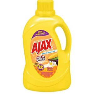 Ajax Laundry Stain Be Gone Advanced Liquid Laundry Detergent, 60 Fluid Ounce