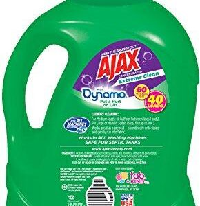 Ajax Laundry Extreme Clean Liquid Laundry Detergent (60 fl. oz.)