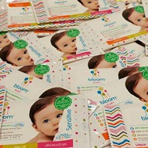 Bloom +Kind Baby Sensitive Skin Singles, 100 Count