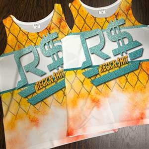 3D - Sublimation Shirts