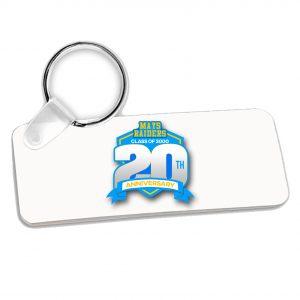 Mays Raiders Class of 2000 Keychain