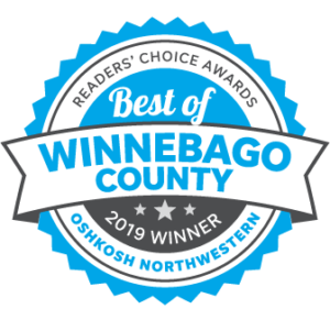 Winnebago Readers Choice Award Emblem